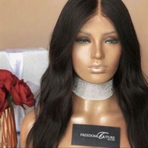 KING KYLIE LONG BOB FREEDOM COUTURE LACE FRONT WIG